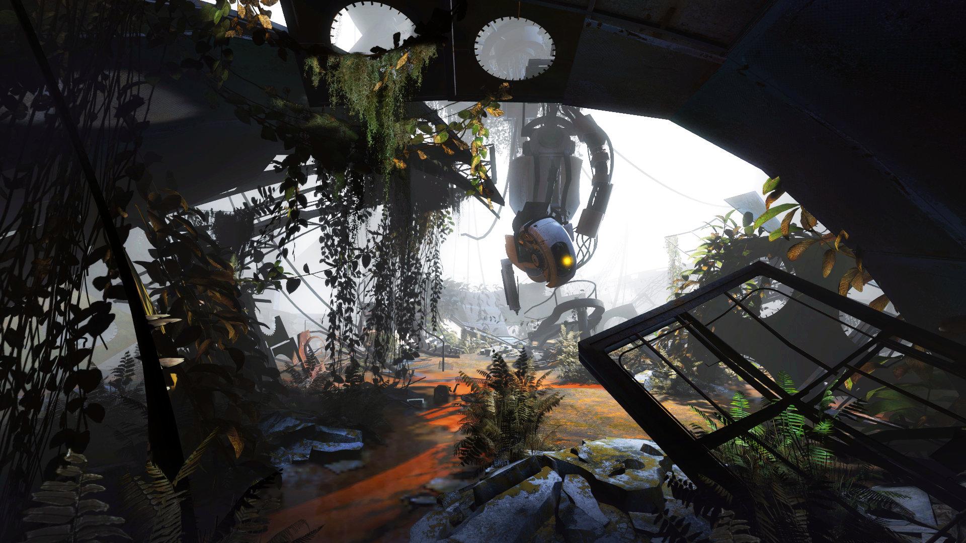 Quelle: Valve - Portal 2 - GLaDOS