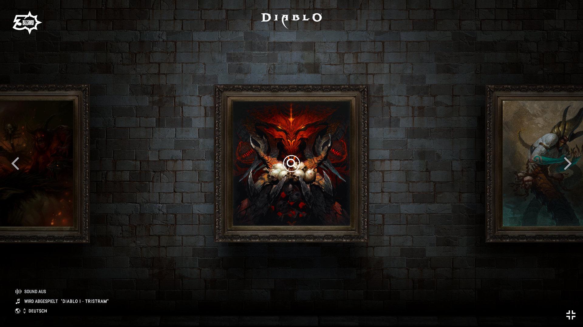 Quelle: Blizzard - Art Galerie: Diablo