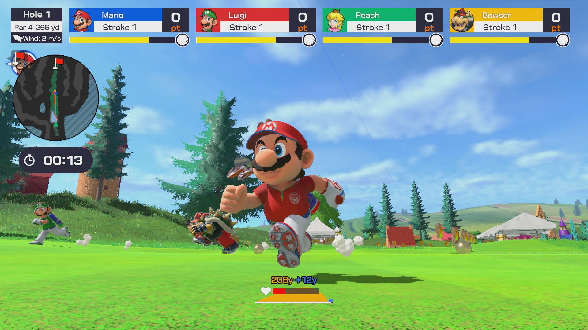 Quelle: Nintendo - Mario Golf: Super Rush - Schneller als ein Golfcart!