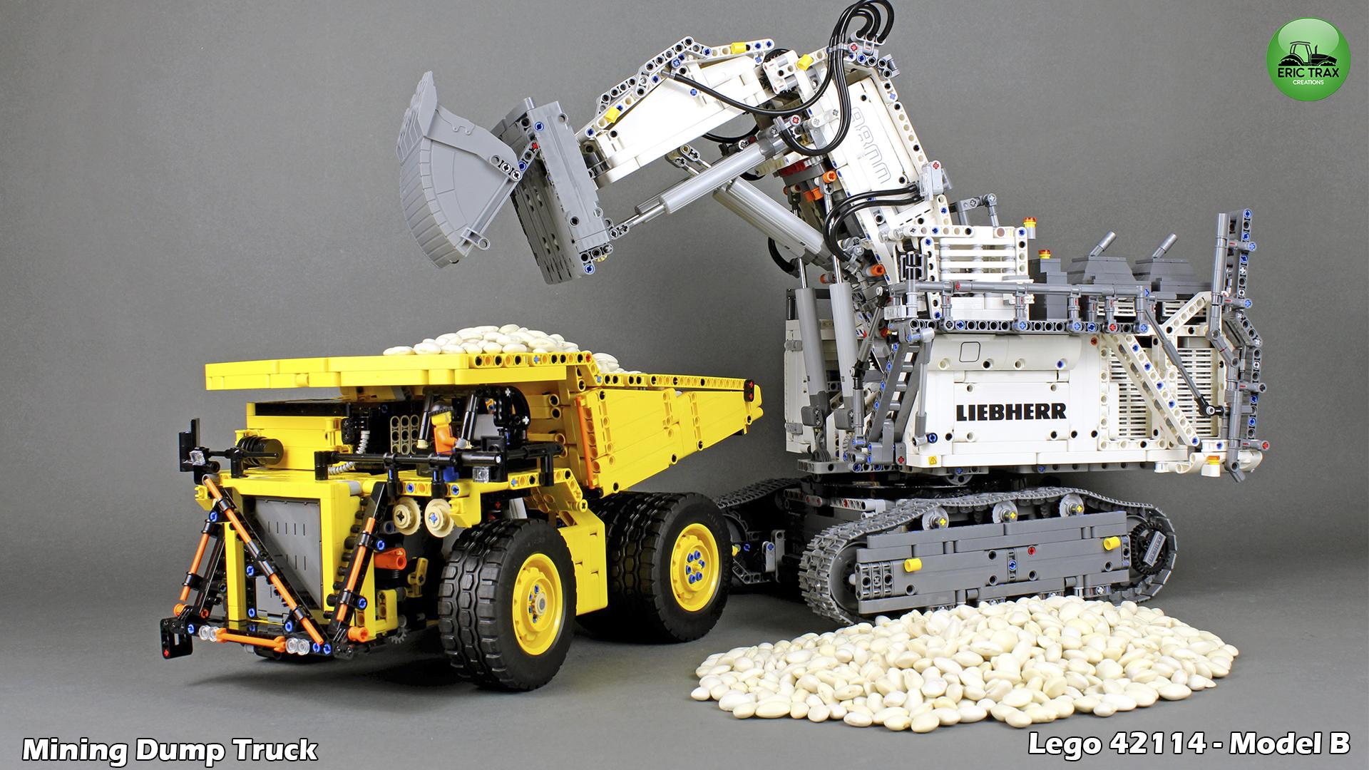 Quelle: Flickr - Michal Skorupka - Minning Dump Truck