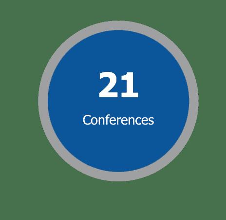 21 Conferences NAIA