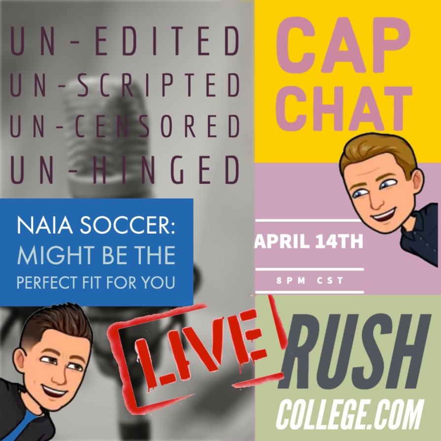 CAP CHAT LIVE April 14