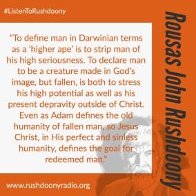 Rushdoony Quote 19