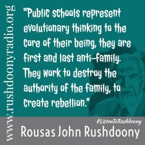 Rushdoony Quote 38-2