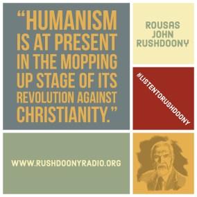 Rushdoony Quote 50