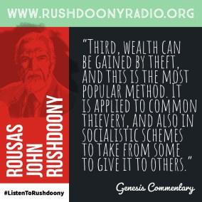 Rushdoony Quote 65