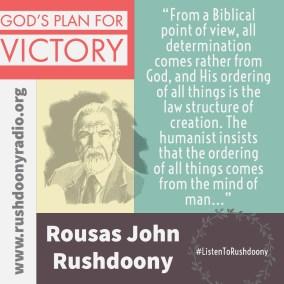 Rushdoony Quote 82