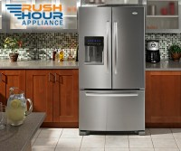 refrigerator repair rush hour appliances
