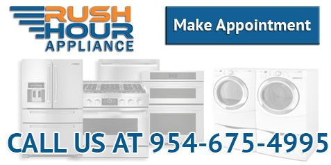 rush hour appliance repair