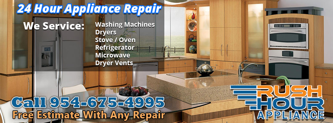 Appliance Repair Lauderhill FL
