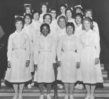 Presbyterian-St. Luke's nursing students, 1966