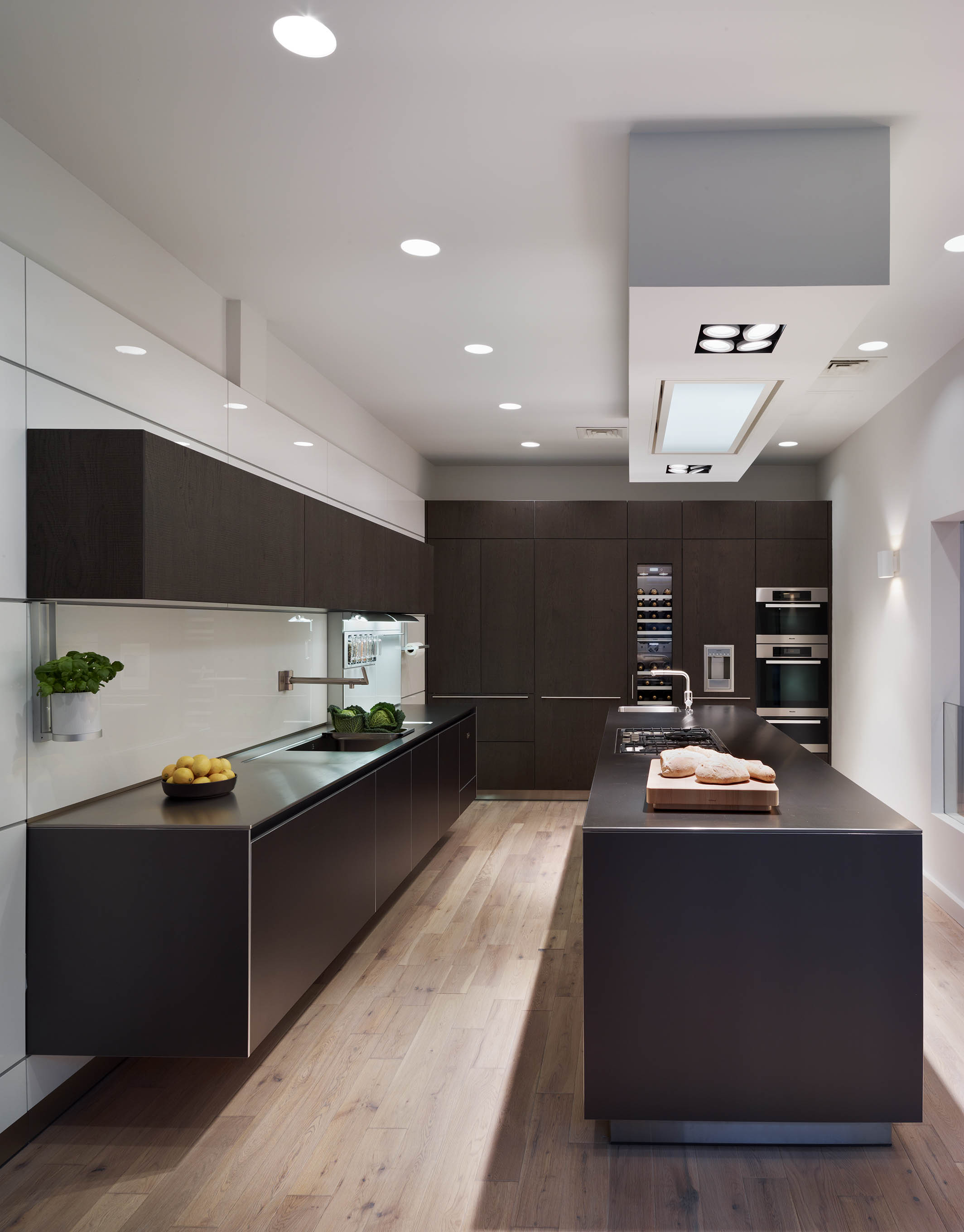kitchen showrooms grill architectures bulthaup showroom in cheshire 厨房建筑在柴郡的牛角陈列室