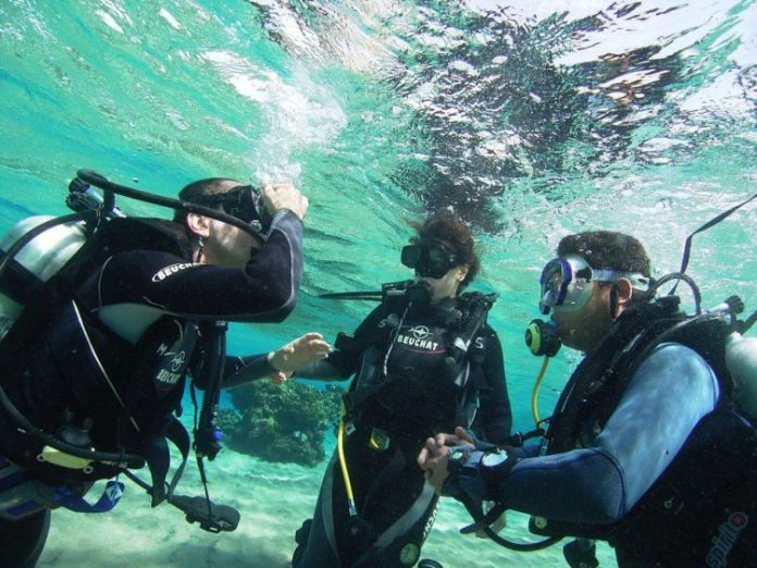 scuba lessons aqaba