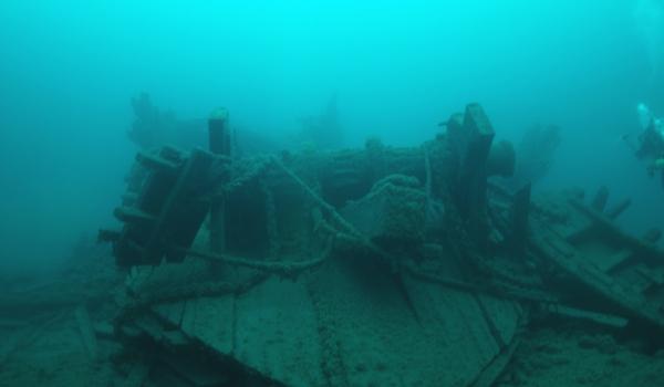 Thunder Bay Wreck