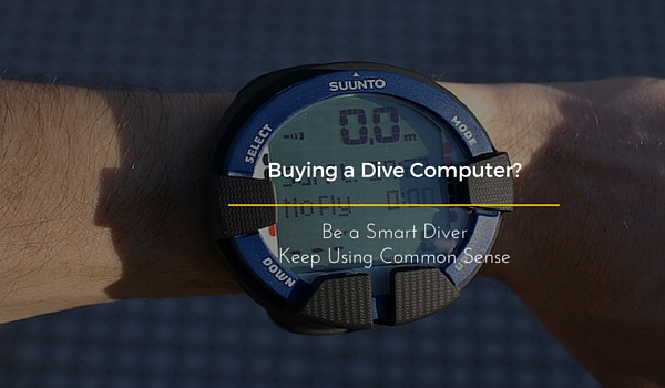 buying dive computer