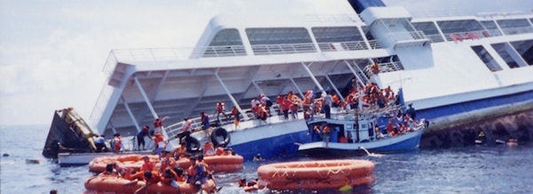king cruiser sinking
