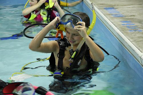 Scuba Diving For Kids