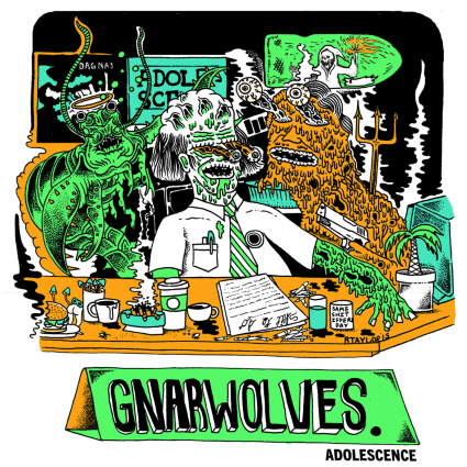 Gnarwolves - Adolescence EP Review
