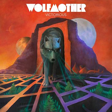 Wolfmother - Victorious Album Review