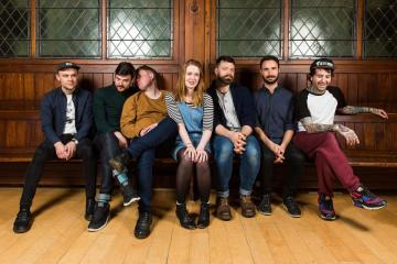 Los Campesinos! Newcastle gig review