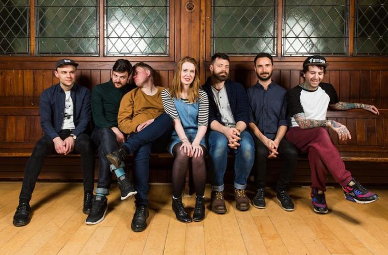 Los Campesinos! Newcastle gig review