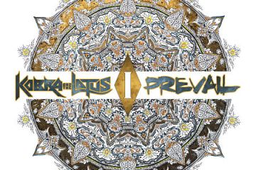 Kobra and the Lotus - Prevail I album review