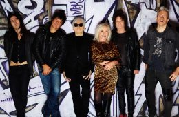 BLONDIE announce UK tour!