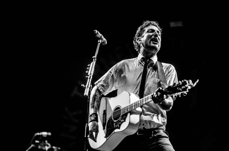 Frank Turner and The Sleeping Souls Metro Radio Arena
