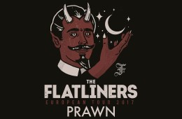 Prawn announce September EU/UK tour with The Flatliners