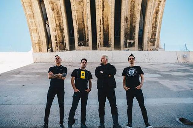 Anti-Flag American Fall album review