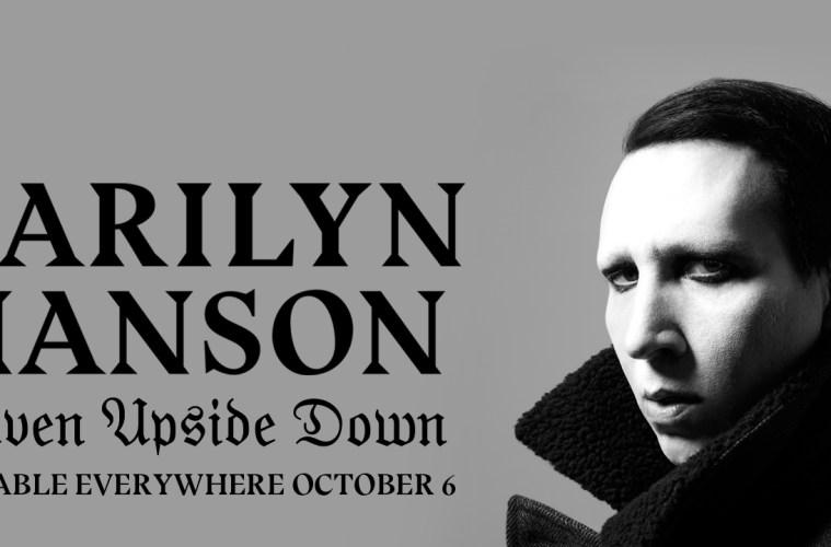 Marilyn Manson – Heaven Upside Down (Caroline Music)