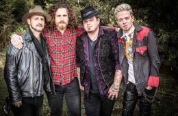 Black Stone Cherry Family Tree album review
