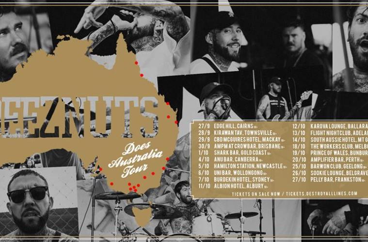 Deez Nuts Melbourne live review