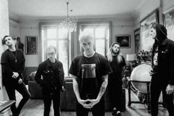 Holding Absence Monochrome music video news