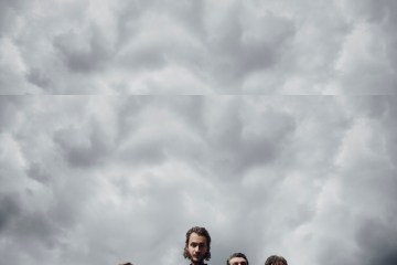 Editors 'Frankenstein' Promo Photo by Rob Baker Ashton
