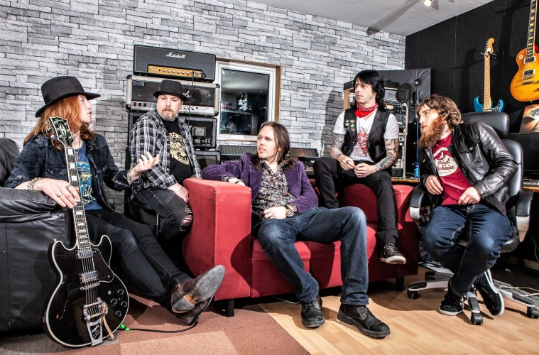 lackwater Conspiracy: Announce second album'Two Tails & The Dirty Truth of Love & Revolution'