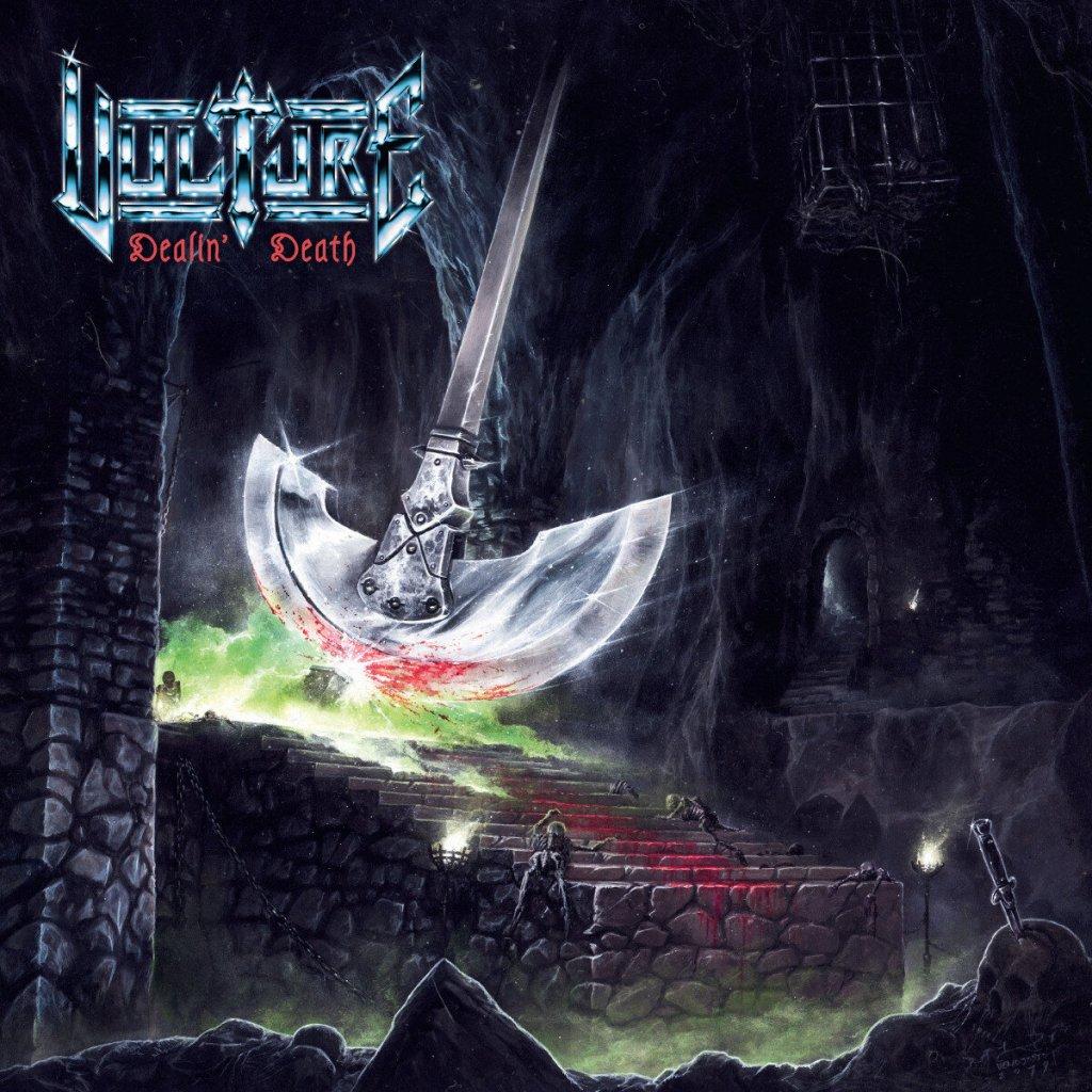 Vulture album cover