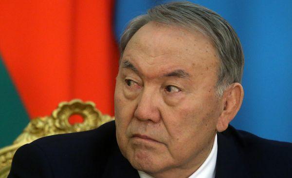 Встреча президентов России, Белоруссии и Казахстана в Астане