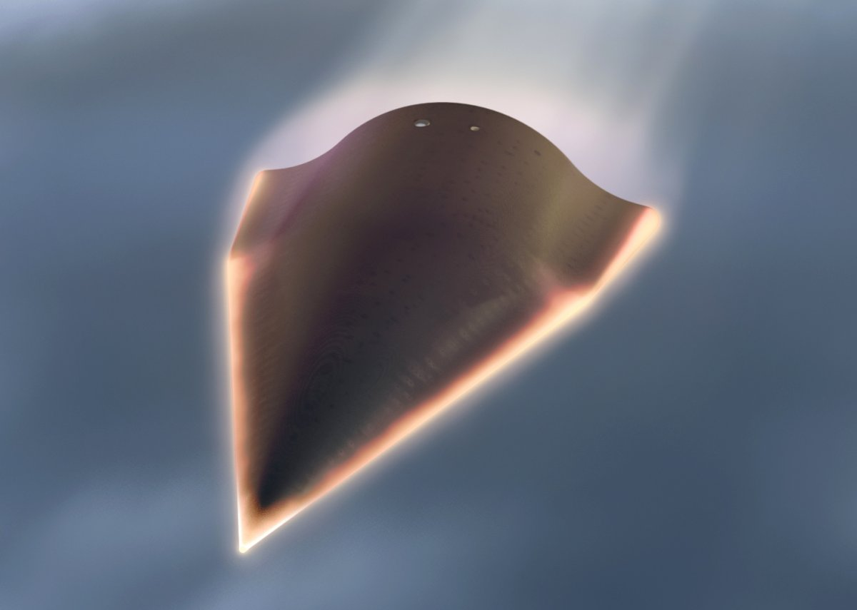 darpa falcon hypersonic technology vehicle mach 20
