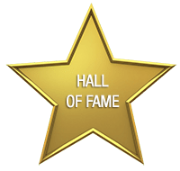 11 plus hall of fame