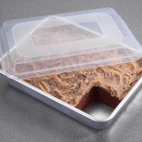 NORDIC WARE 9X13 INCH CAKE PAN WITH PLASTIC COVER - Rush's