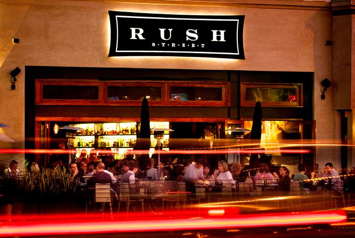 Rush Street Culver City  Chicago Bears Bar Sports Bar Los Angeles