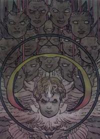 Картинка с языческого сайта, иллюстрирующая верховные языческие божества славян