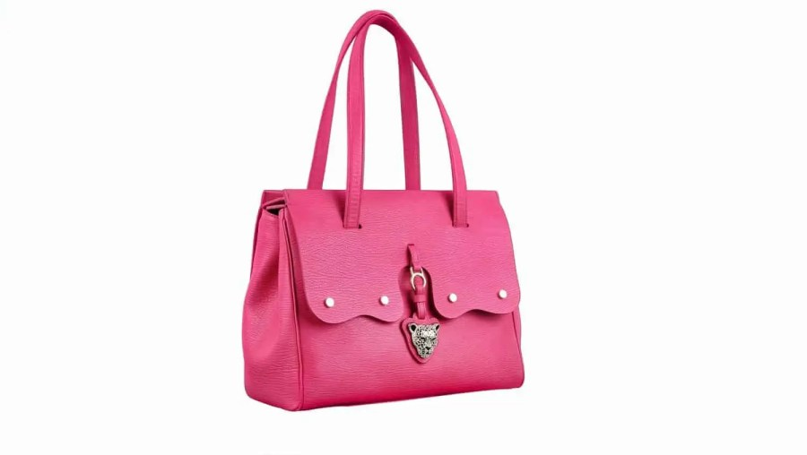 FIORE bag in Pink by RusiDesigns