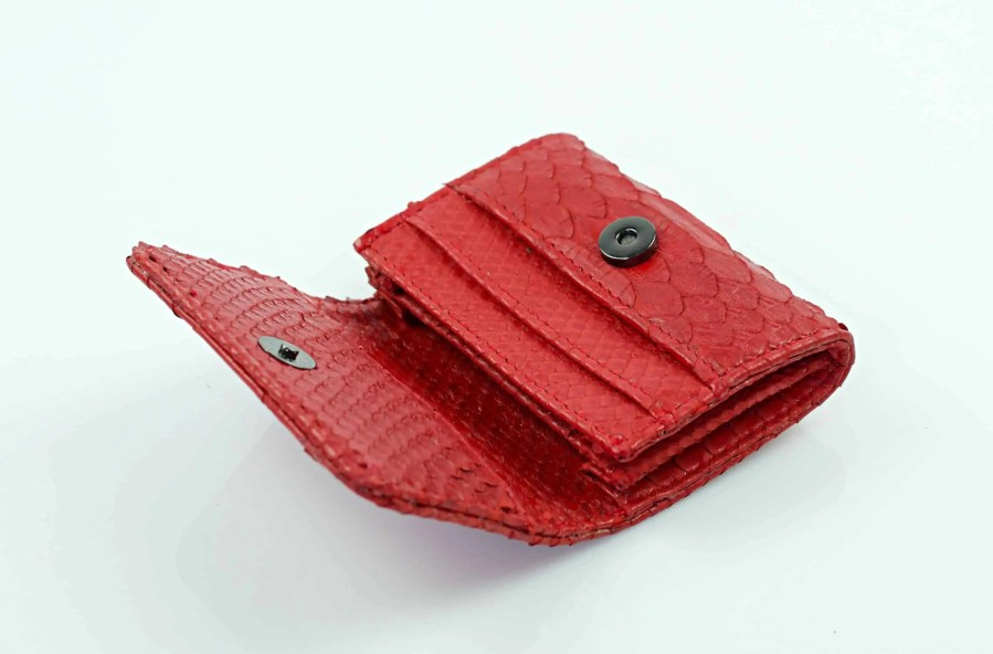 2.4 Red Mini wallet  scaled