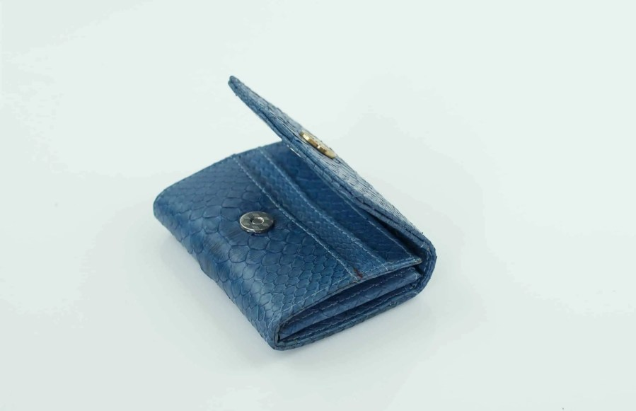 7.3 Light denim Mini wallet scaled