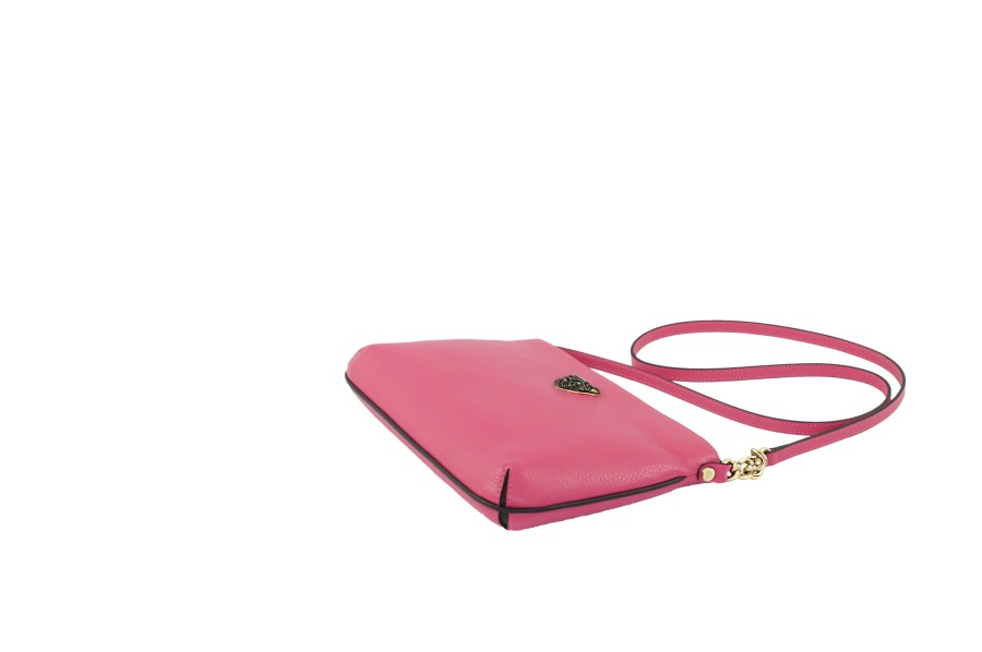 Star 2.0 Bag in Pink / Cross Body with Black Logo