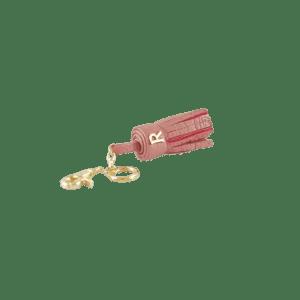 PINK tassel KEYRING