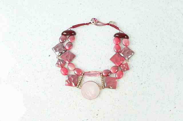 Pink Moon Necklace 1