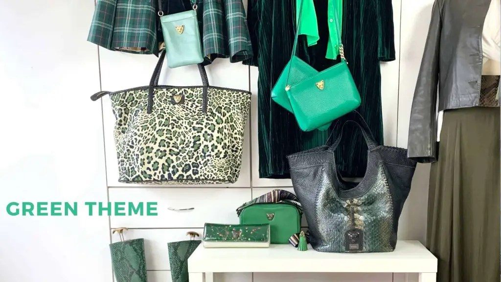 green bags RusiDesigns